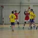 piłka ręczna mecz dziecięcy