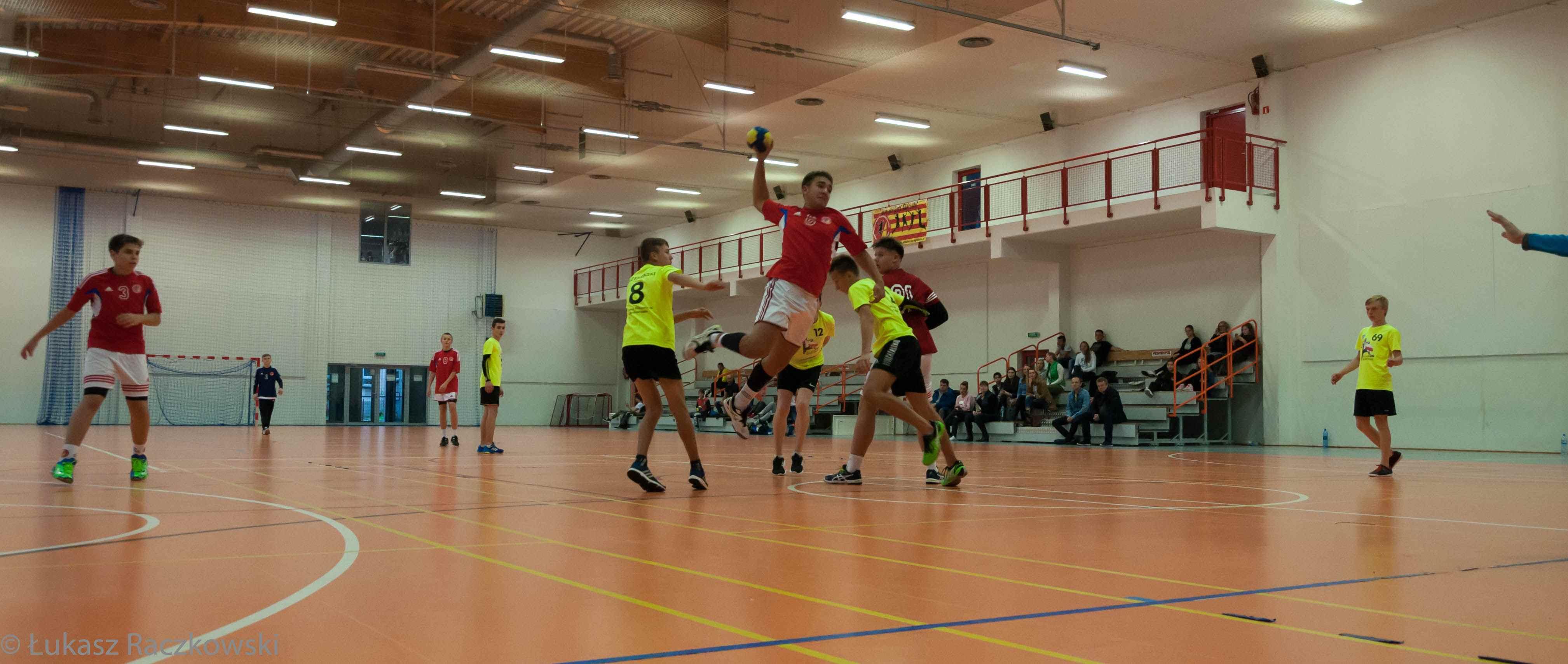 trening piłki ręcznej dla dzieci warszawa 7
