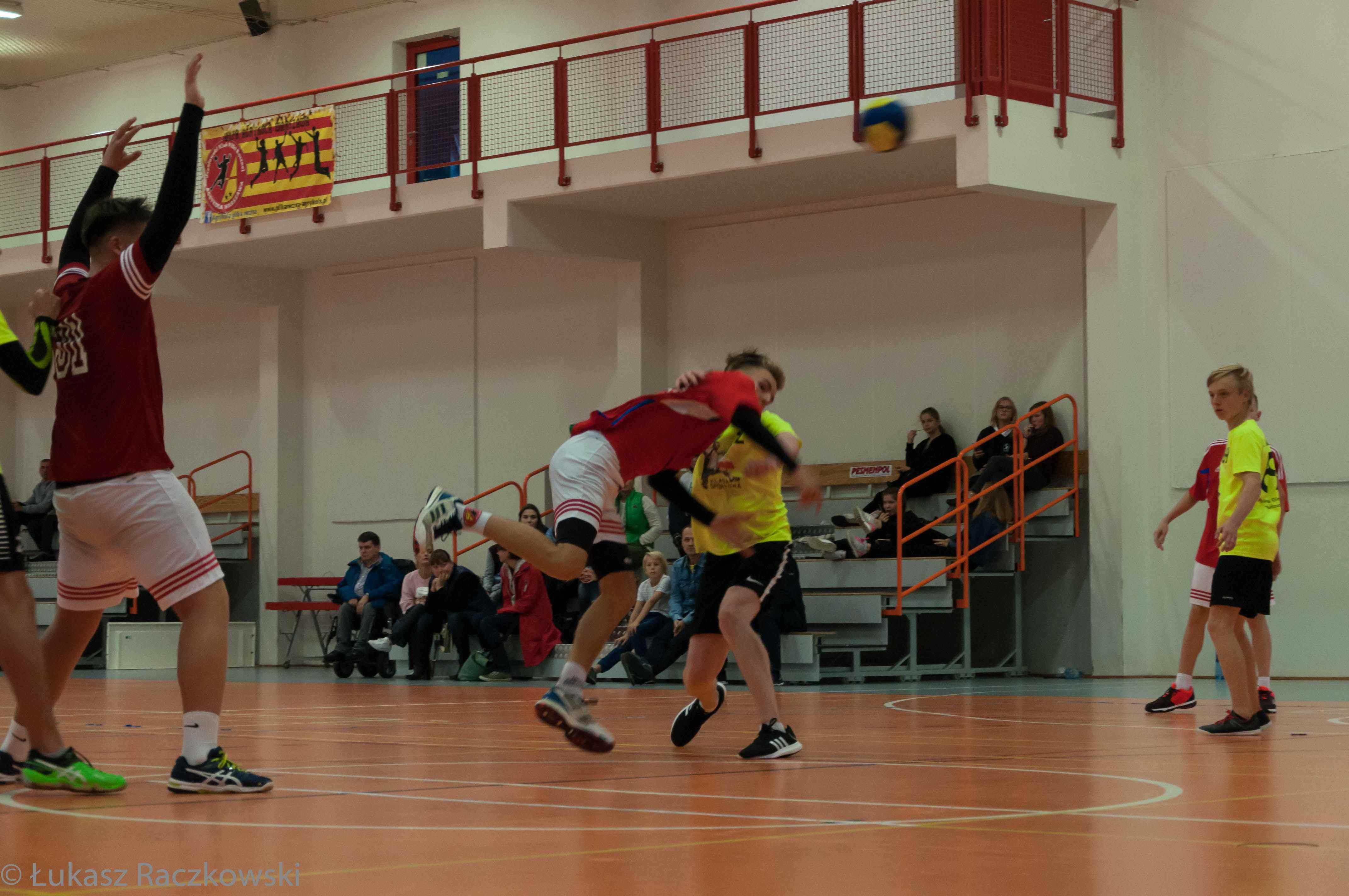 trening piłki ręcznej dla dzieci warszawa 96